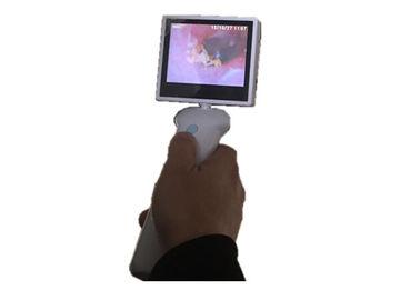 3,5 Duimlcd ENT Camera van de het Scherm de Digitale Videooorspiegel voor de Keel van de Oorneus met Lithiumbatterij